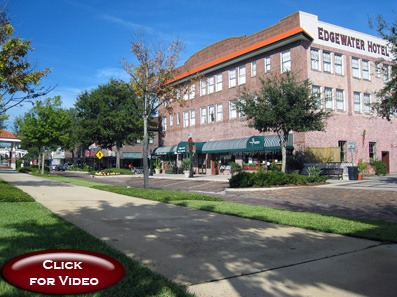 Click for Edgewater Hotel Video Tour